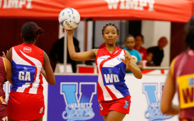 Records Tumble in First Two Rounds of Varsity Netball