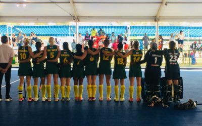 SPAR South Africa Indoor Hockey Squad Named to Take On Namibia