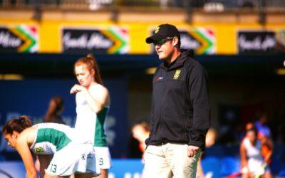 Sheldon Rostron Ends Spell as Head Coach of SA Hockey Women