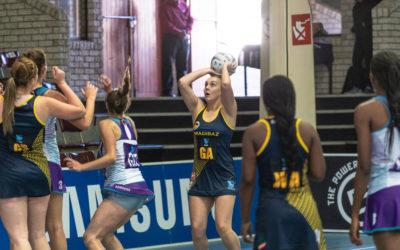 Twin Netball Success a Highlight for Madibaz