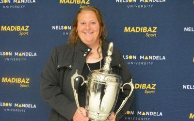 Senekal Tops off Successful Year with Madibaz Award
