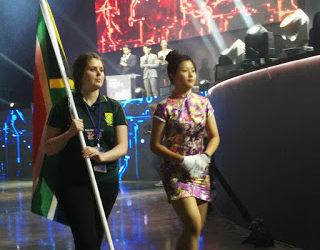 Marisa van der Westhuizen is MSSA's Esports Representative.