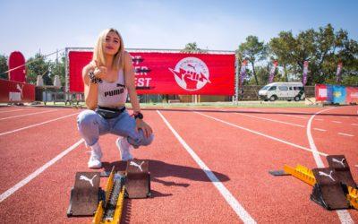 Löfstrand proud Vice Principal of 2019 PUMA School of Speed Series
