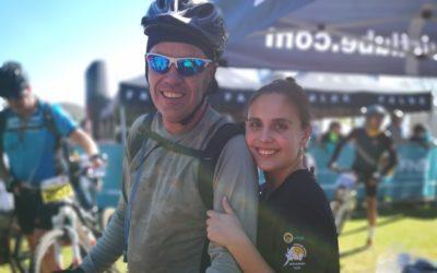 15yo Jenna Schubach Shoulders a Brave Cause at FNB Platinum Trail Run