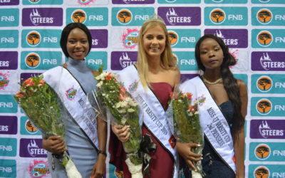 Shandre Hoffman Crowned Miss UJ Varsity Cup