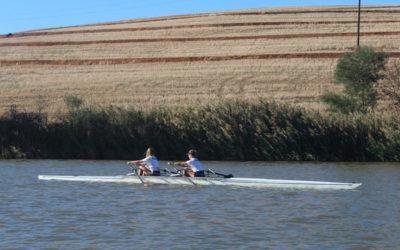 Ennis Heads Madibaz Efforts at Rowing Regatta
