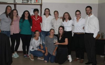 Women's Team, Team of the Year at Benoni Northerns Cricket Club!