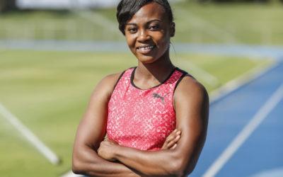 Q & A with Tebogo Mamatu – Newly Crowned 100m SA Champion