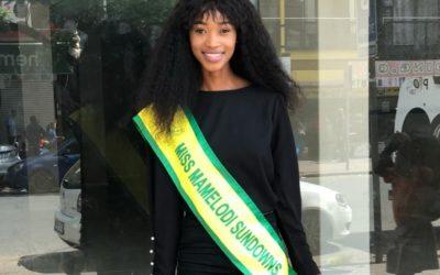 """Banyana, You Deserve Everything"" – Miss Mamelodi Sundowns"