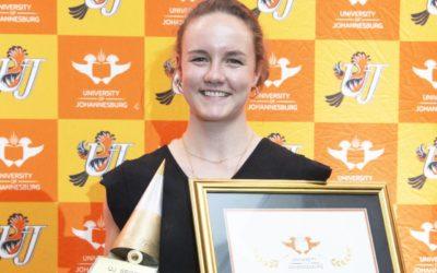 Discipline Lies Behind UJ Squash Star's Success