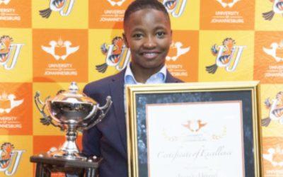 Mthandi Achieves Her Soccer Dream