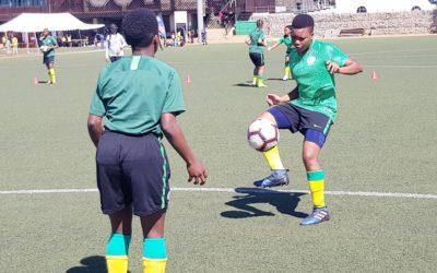 Bantwana Begin Preps for 2019 COSAFA U17 Champs