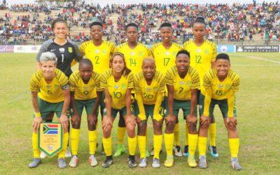Banyana Pull Off a Comeback against Malawi
