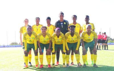 Tough Start for Basetsana at All Africa Games