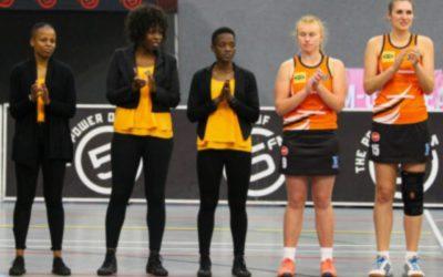 Bongi Msomi's Inspiring Netball Journey to UJ
