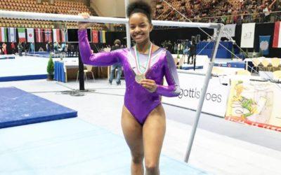 Rooskrantz Takes SA Gymnastics to the Top