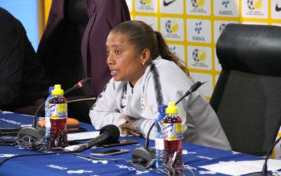 Ellis on Banyana Squad Fitness ahead of COSAFA Women's Champs