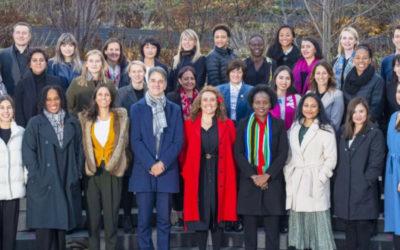 Inspiring Week for Female Leaders