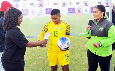 'I never expected to score so many goals' – Banyana Captain
