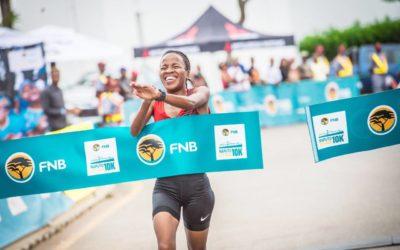 Xaba Claims Gold at Inaugural FNB Maputo 10K CITYRUN