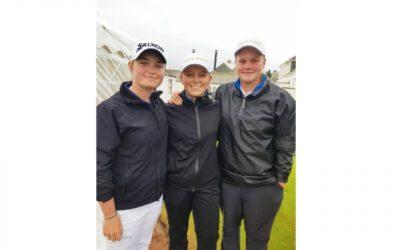 GolfRSA Shine in Scotland