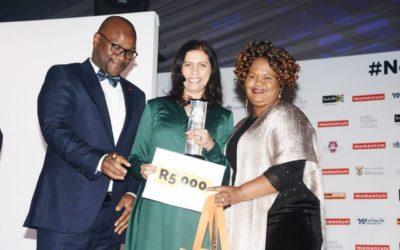 SA Rugby Congratulates Ilhaam Groenewald for gsport Award