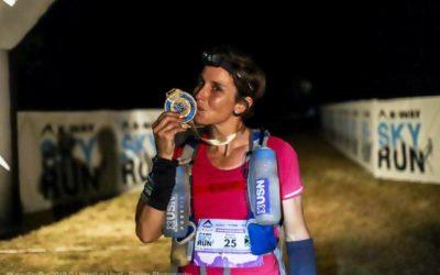 Dreyer Claims Skyrun 100km Women's Title