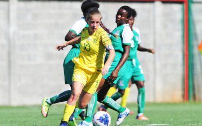 SA and Uganda to Contest COSAFA Women's U-17 Championship Final