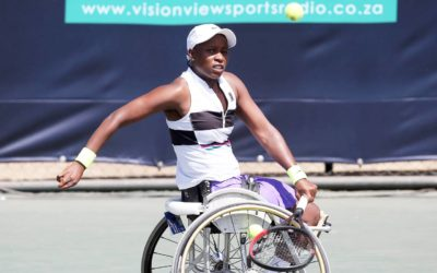 Montjane Qualifies for Singles and Doubles Masters