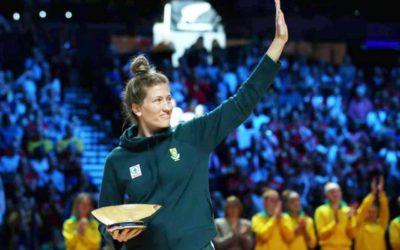 Pretorius Awarded for Outstanding Season