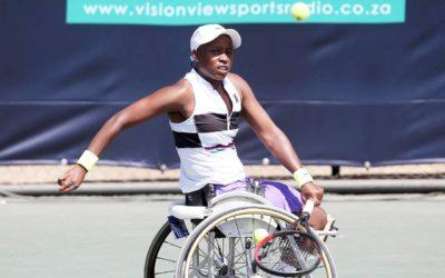 Montjane Into First Australian Open Semi-Final