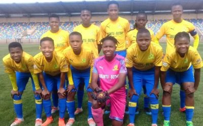 Sundowns Ladies Continue Their Dominance in the #SNWL