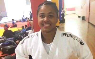 Whitebooi Earns Team SA's First African Games Medal