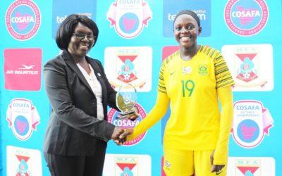 Day Six COSAFA Women's U-17 Champs Wrap