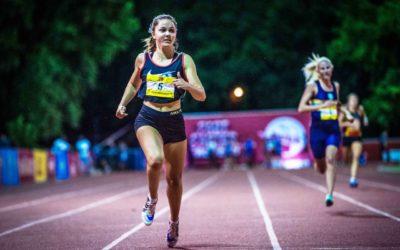 Nicola van der Merwe Dominates PUMA School of Speed