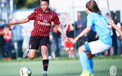 Refiloe Jane Lauded Following Historic AC Milan Move