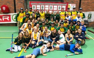 Super Start for SPAR South Africa in Indoor Hockey