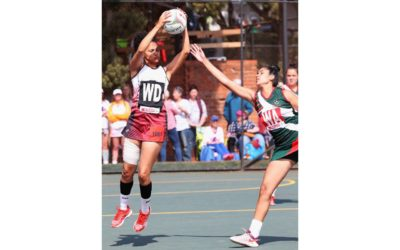 Tshwane and DR Kenneth Kaunda to Meet in SPAR Netball Final
