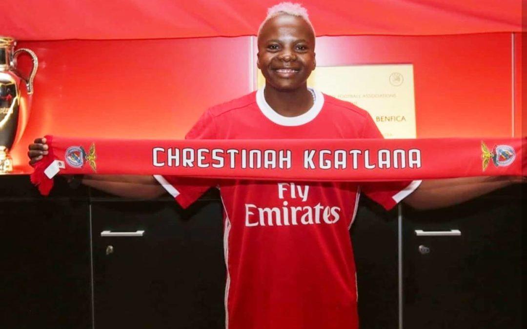 Thembi Kgatlana Secures Move to Euro Giants
