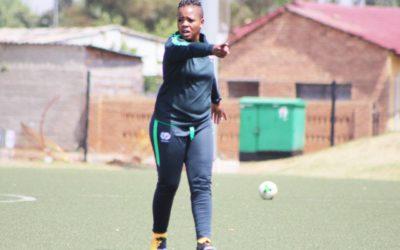 Dludlu Back to Lead Side at COSAFA Women's U17 Championship