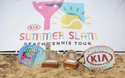 KIA Summer Slam Beach Tennis Returns
