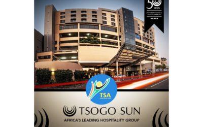 TSA Launches New Partnership with Tsogo Sun Hotels