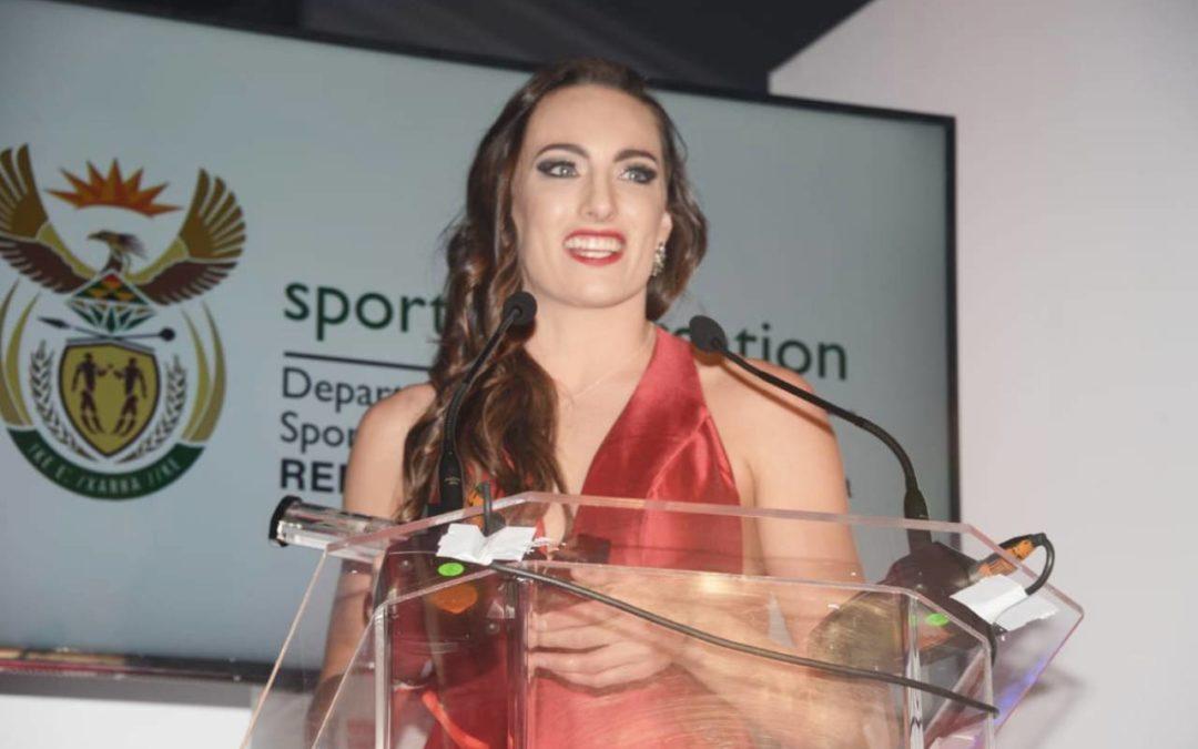 Schoenmaker Honoured for Her Stellar Season