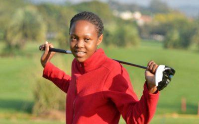 Introducing GolfRSA Rising Star Tebogo Lefifi