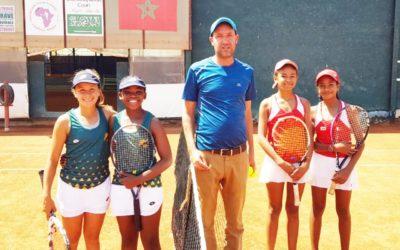 Tennis Junior Stars Get Off to A Winning Start