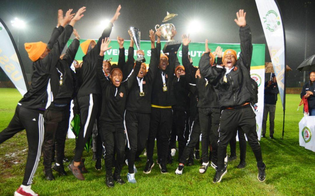UJ Retain Title in USSA Soccer Champs