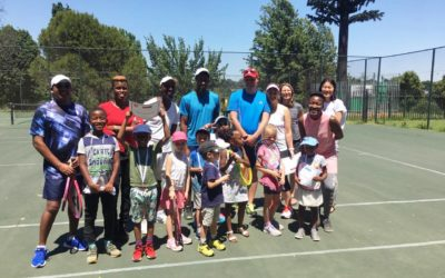 Youngsters Honoured for Outstanding Performances at Waverly Tennis Club