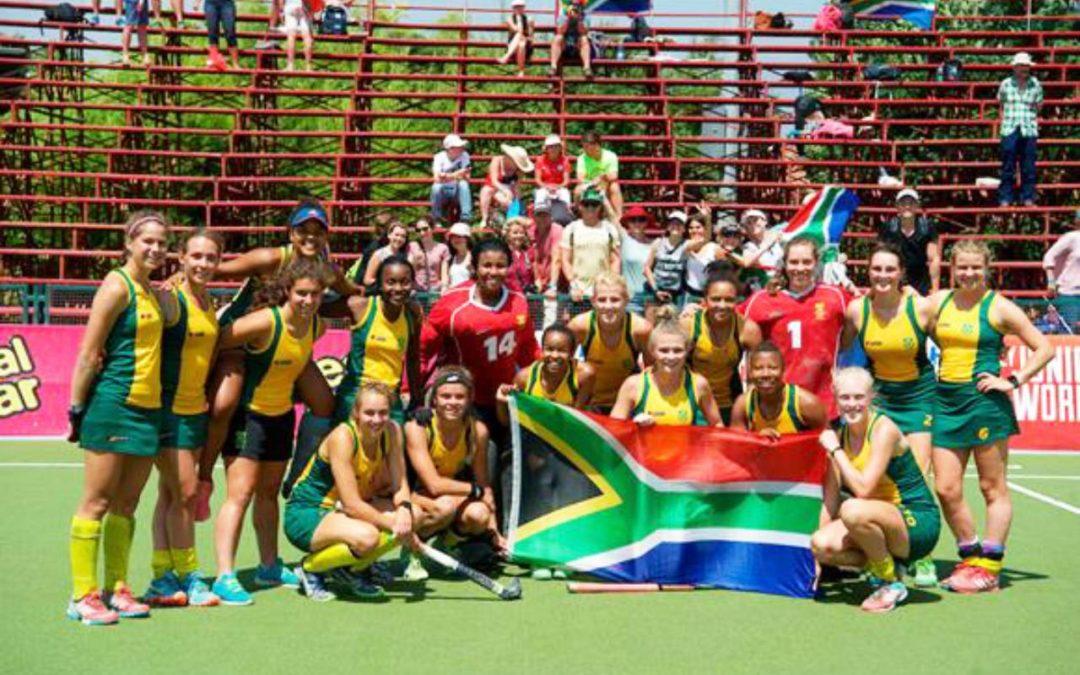 SA to Host 2021 Junior Women's Hockey World Cup