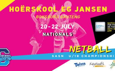 Free Streaming of Schools Netball Live on DStv Now App