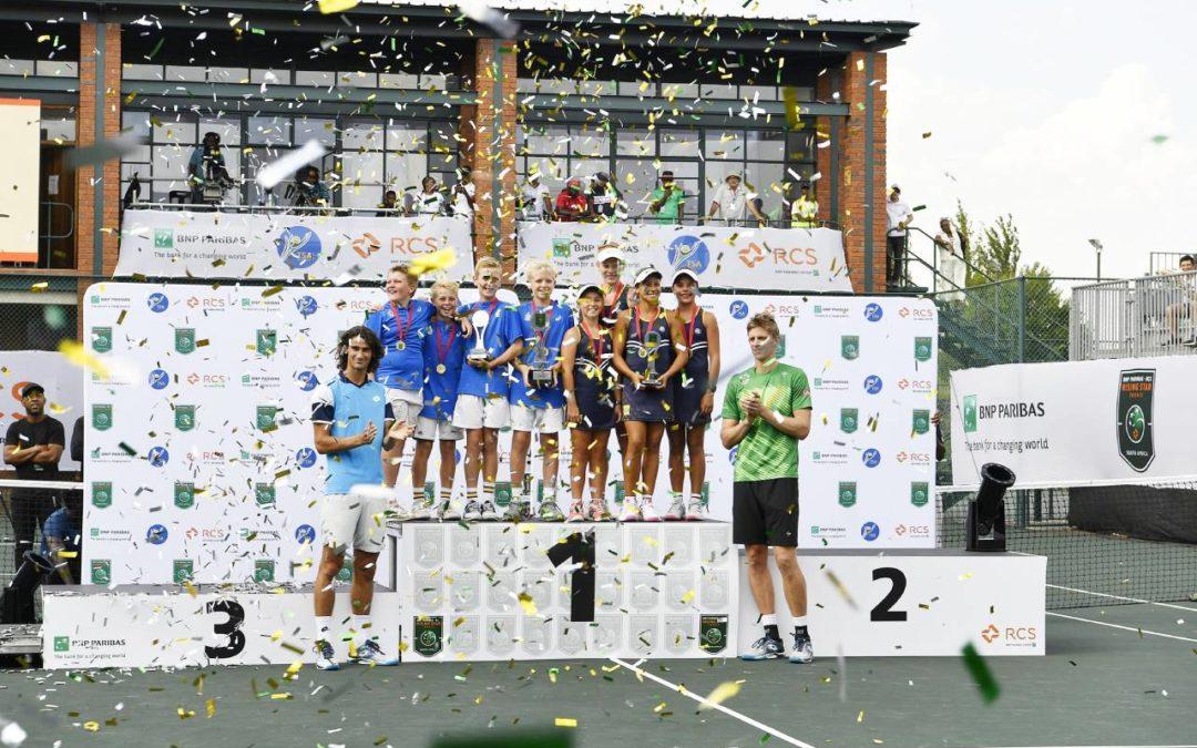 Tennis Emerges Triumphant at Rising Star Tennis Finals